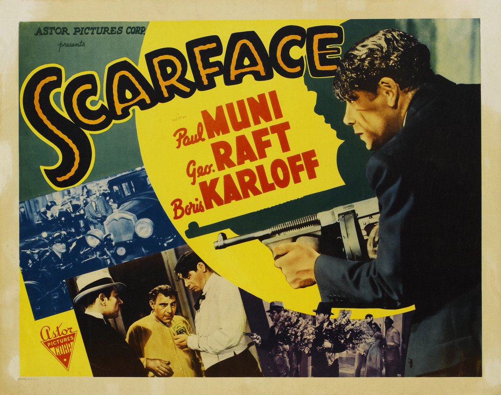 ScarfacePoster