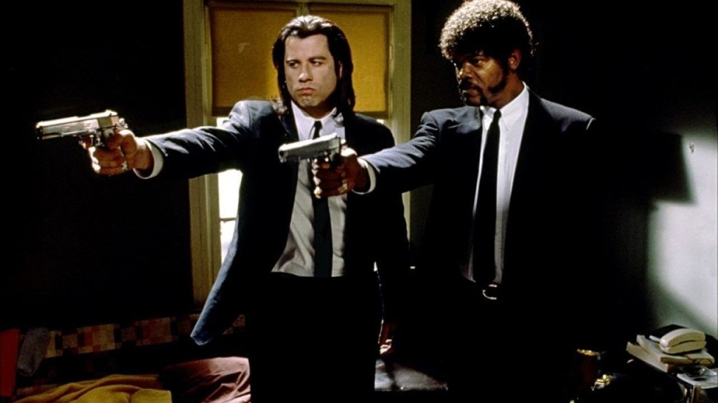 Pulp Fiction! 1994