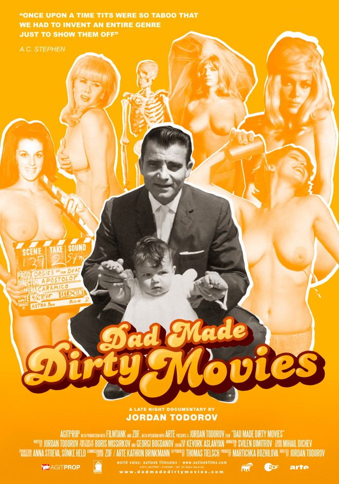 Dad Made Dirty Movies - poster