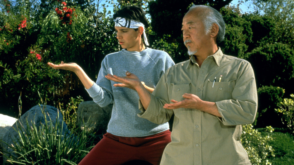 The Karate Kid 1984