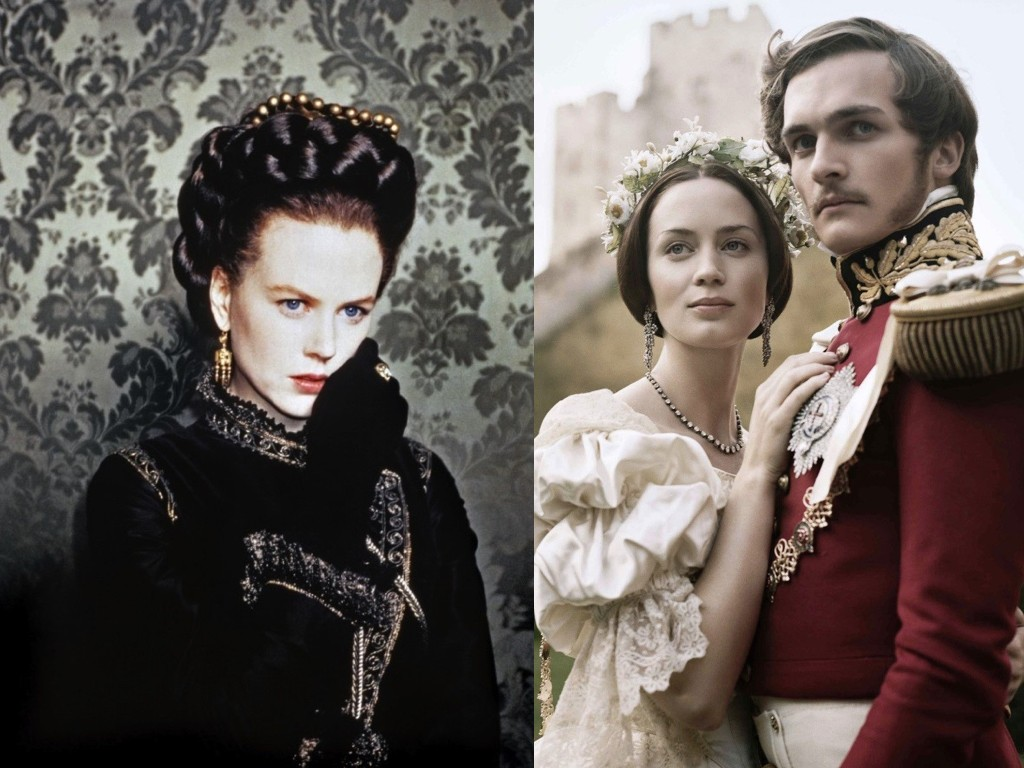 The Portrait of a Lady 1996, The Young Victoria 2009