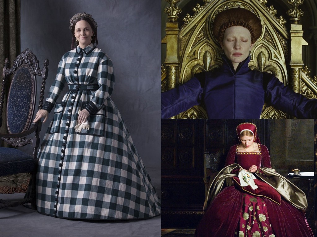Lincoln 2012, Elizabeth: The Golden Age 2007, The Other Boleyn Girl 2008