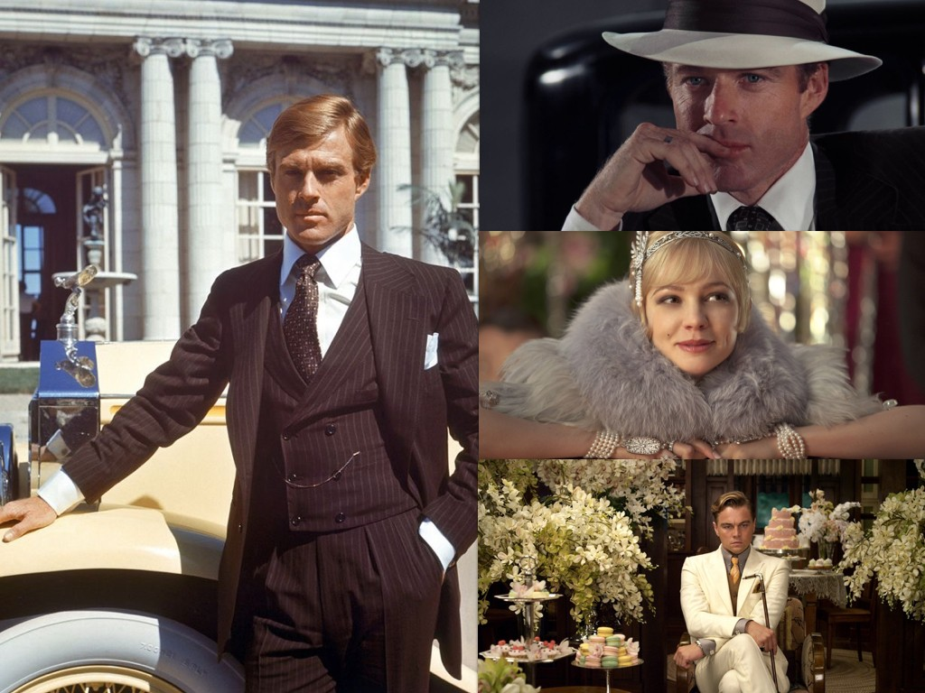The Great Gatsby 1974, The Great Gatsby 2013