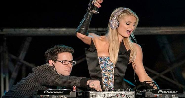 Парис Хилтън: Аз съм един от 5-те най-добри DJ-и в света.