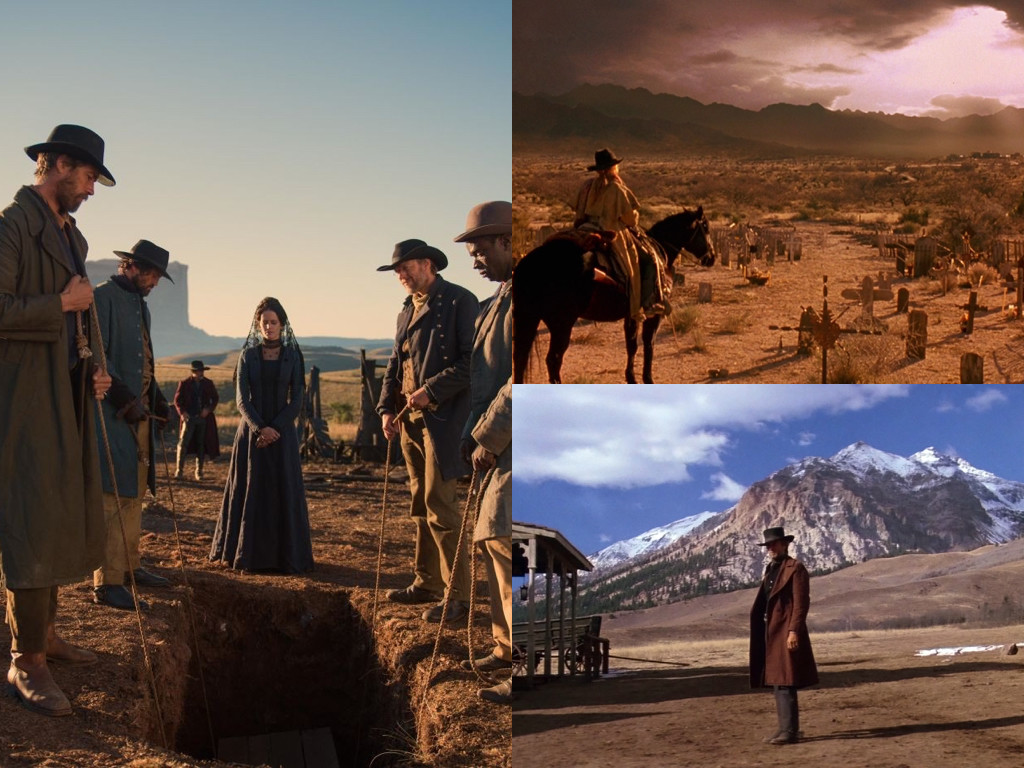 The Salvation 2014, The Quick and the Dead 1995, Pale Rider 1985