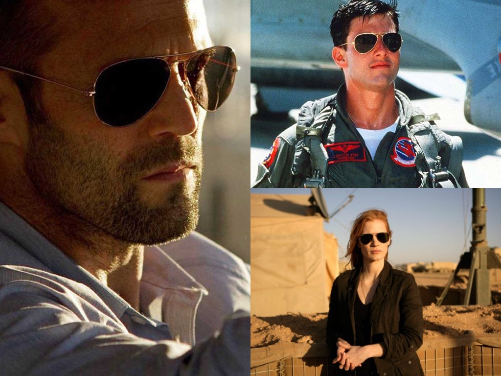 Killer Elite 2011, Top Gun 1986, Zero Dark Thirty 2012