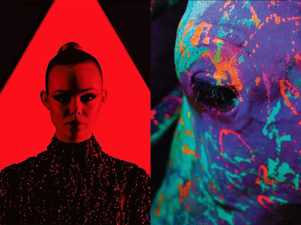 The Neon Demon 2016 vs. Neon Bull 2015