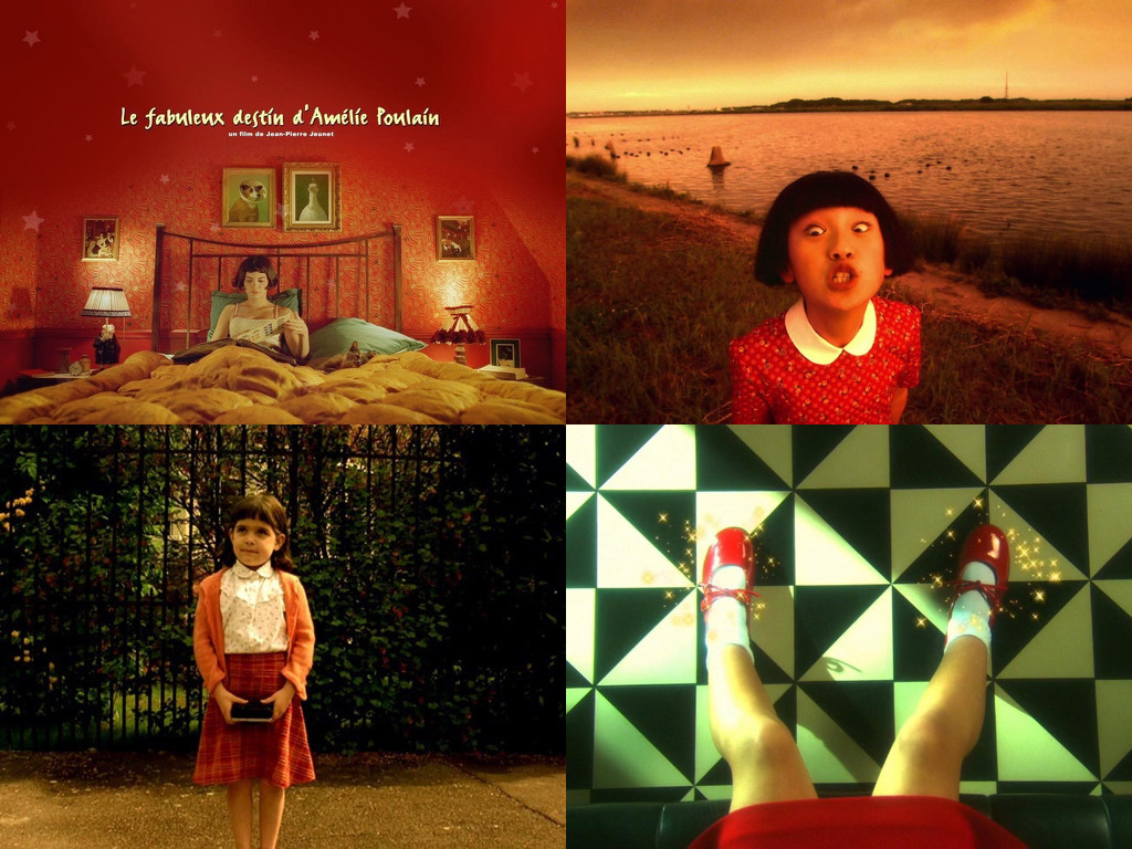 Amélie 2001, Memories of Matsuko 2006