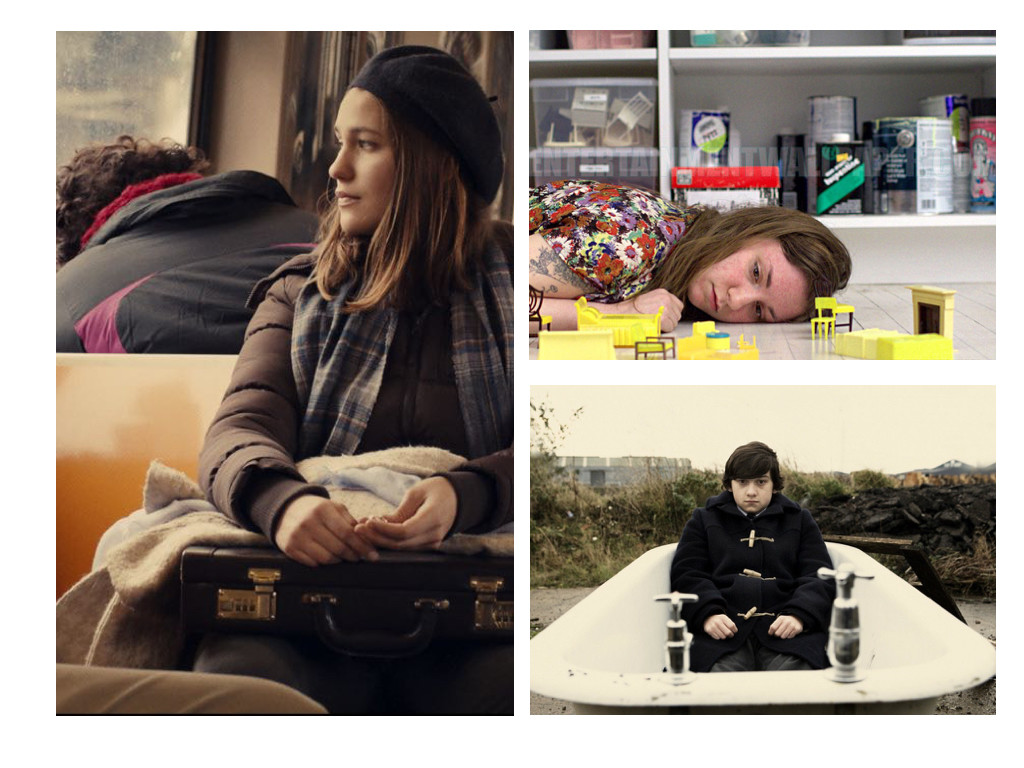 Mistress America 2015 / Tiny Furniture 2010 / Submarine 2010