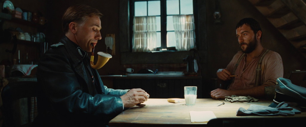 May I smoke my pipe as well? / Inglourious Basterds 2009