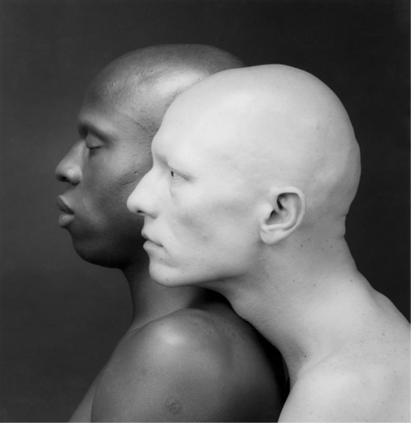 """Робърт Мейпълторп """"Кен Мууди и Робърт Шърман"""", 1984"""