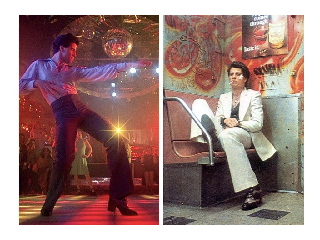 Saturday Night Fever 1977 (Треска в събота вечер)