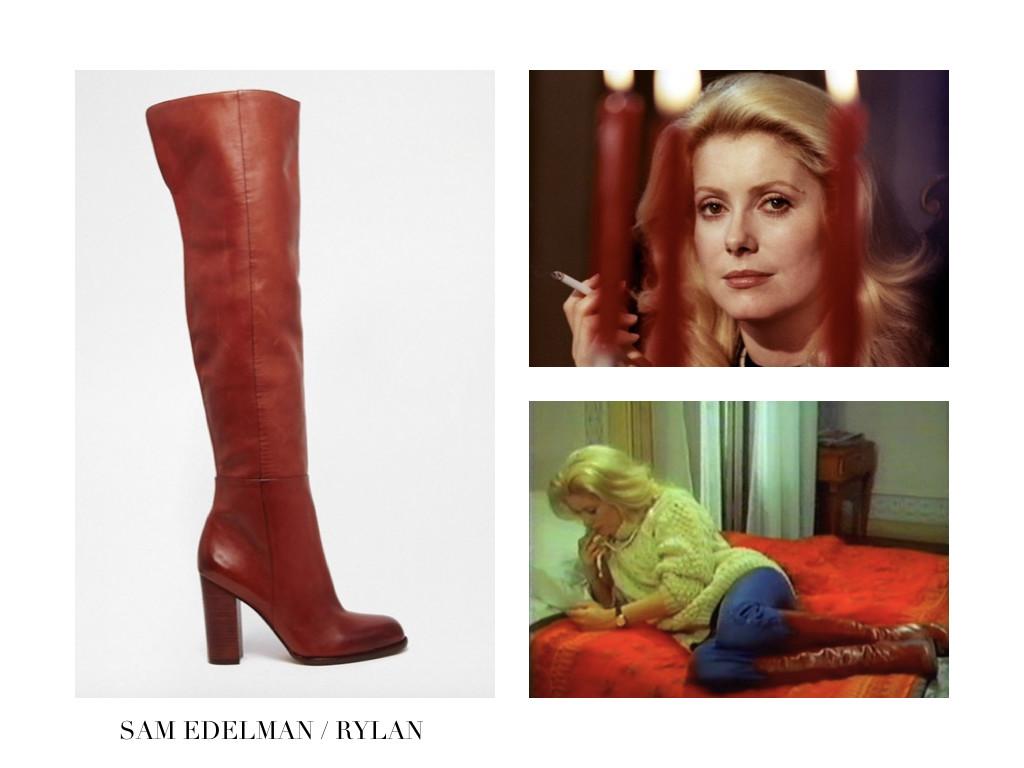 La femme aux bottes rouges 1974 (Жената с червените ботуши)