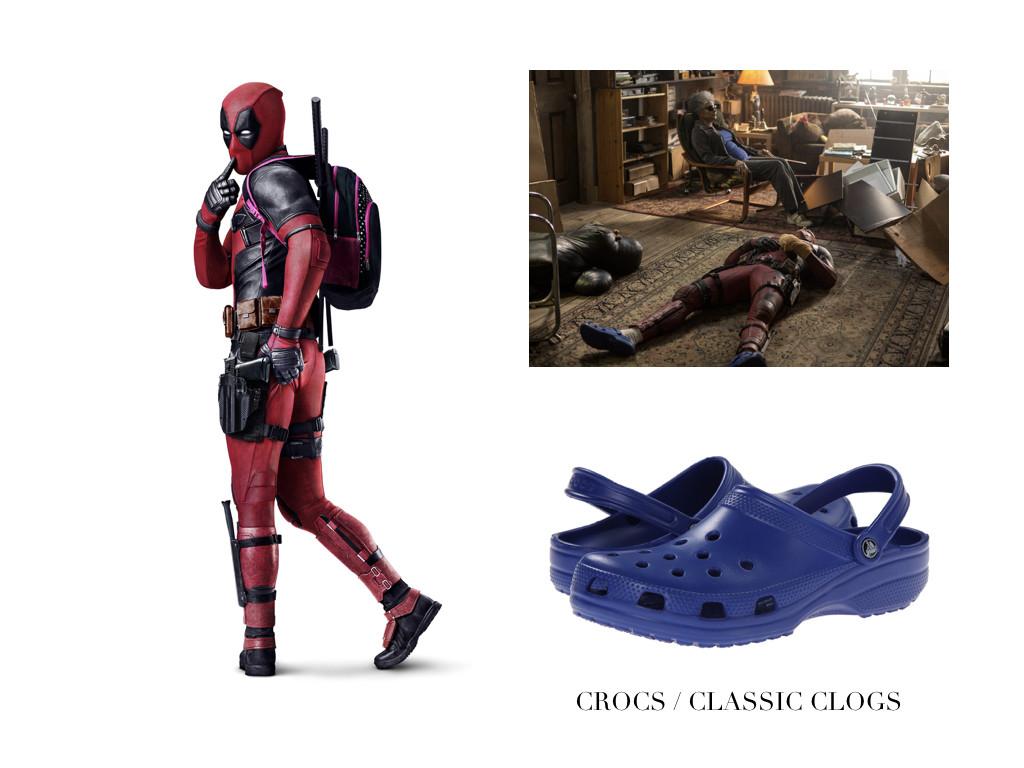 Deadpool 2016 (Дедпул)
