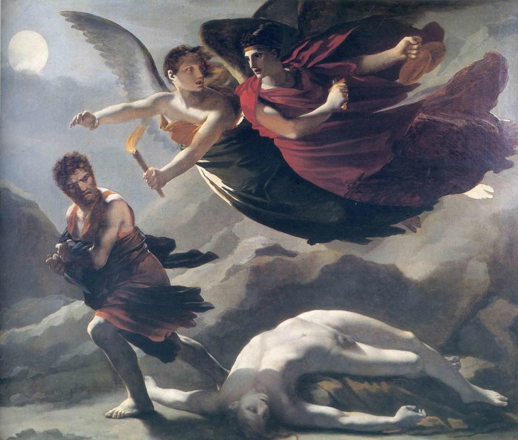 Пиер-Пол Прюдон, Справедливостта и Отмъщението преследват Престъплението, 1805-8