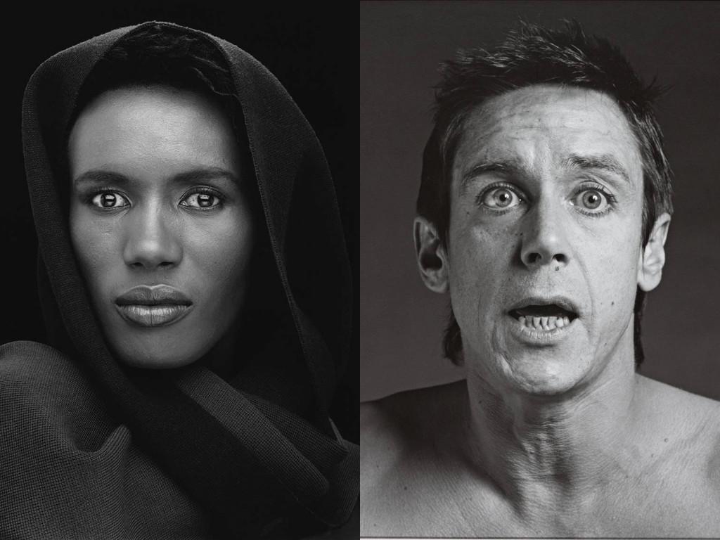 """Робърт Мейпълторп """"Грейс Джоунс"""", 1988 / """"Иги Поп"""", 1981"""