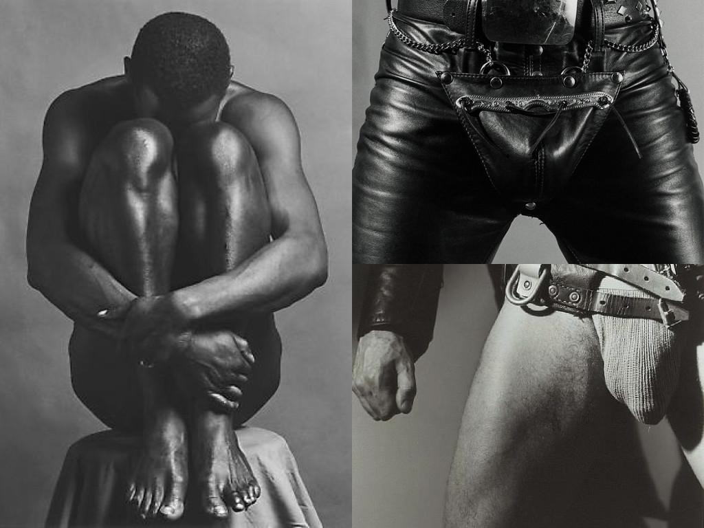 "Робърт Мейпълторп ""Аджито"", 1981 / ""Кожен чатал"", 1980 /""Патрис"", 1977"