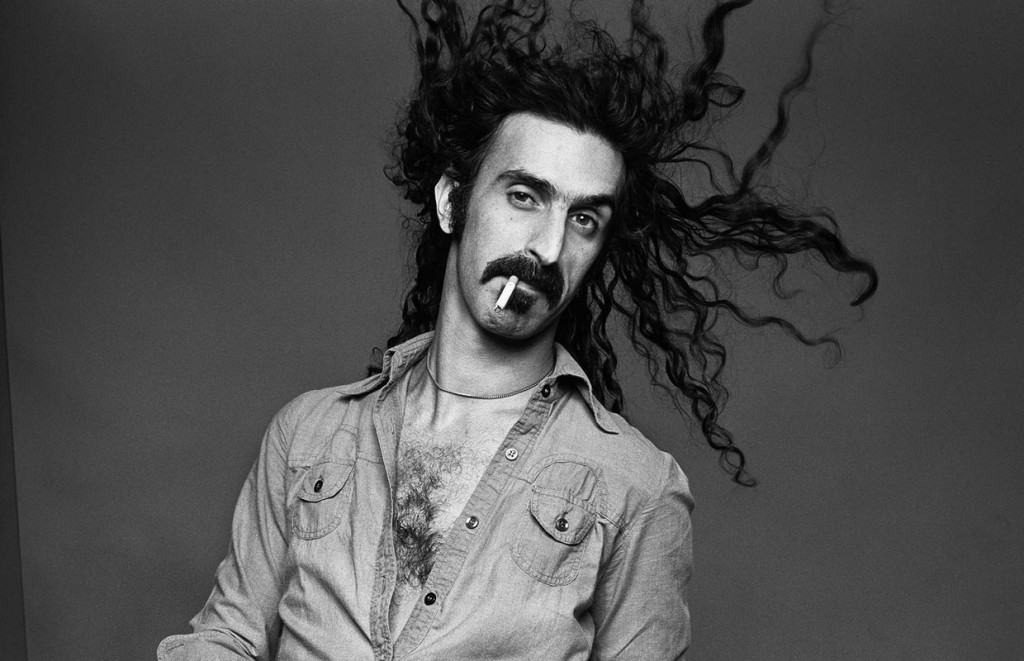Eat That Question: Frank Zappa in His Own Words 2016
