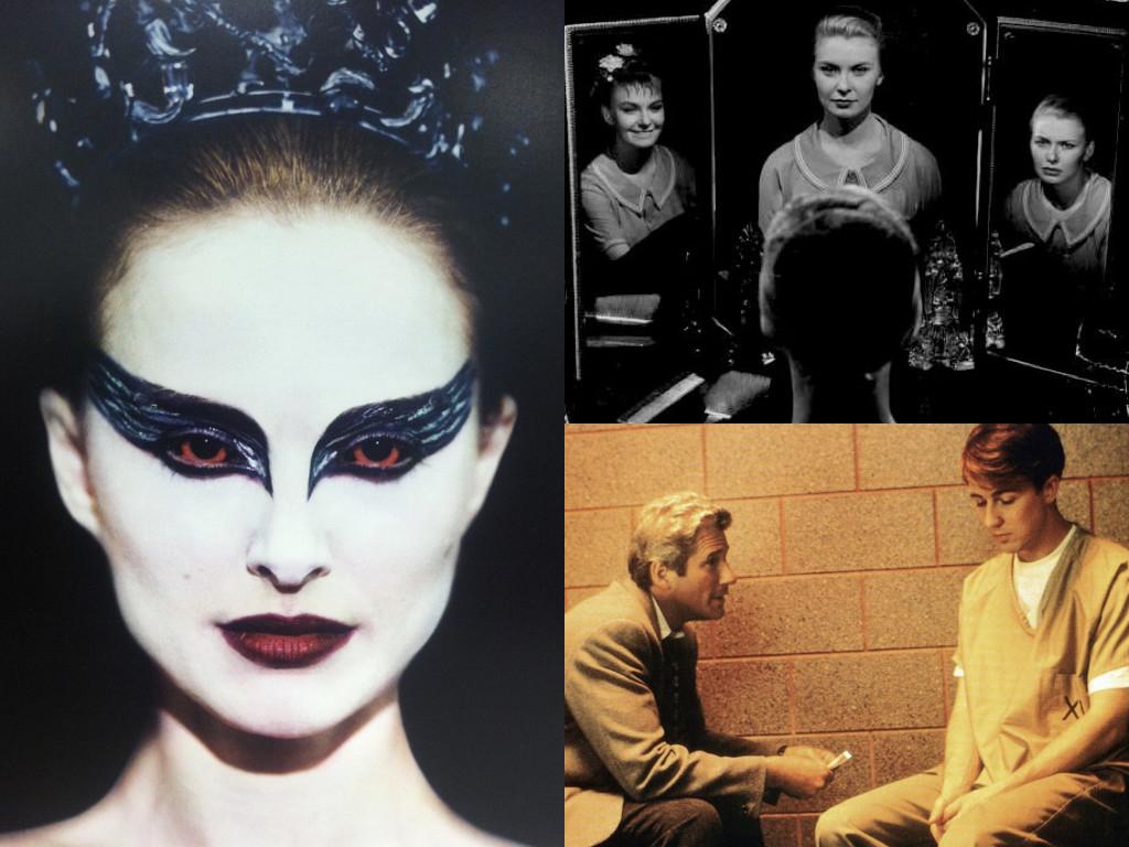 Джоан Удуърд печели Оскар за The Three Faces of Eve 1957 / Същото се случва и на Натали Портман с Black Swan 2010 / За Primal Fear 1996 Ед Нортън получава номинация, но това е филмовият му дебют