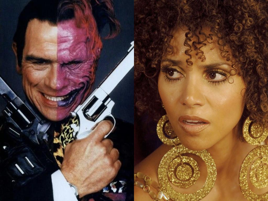 Batman Forever 1995 / Frankie & Alice 2010