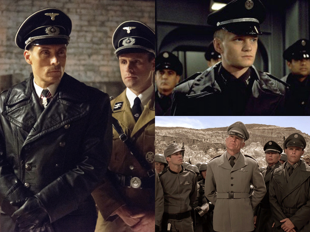 The Man in the High Castle 2015 / Starship Troopers 1997