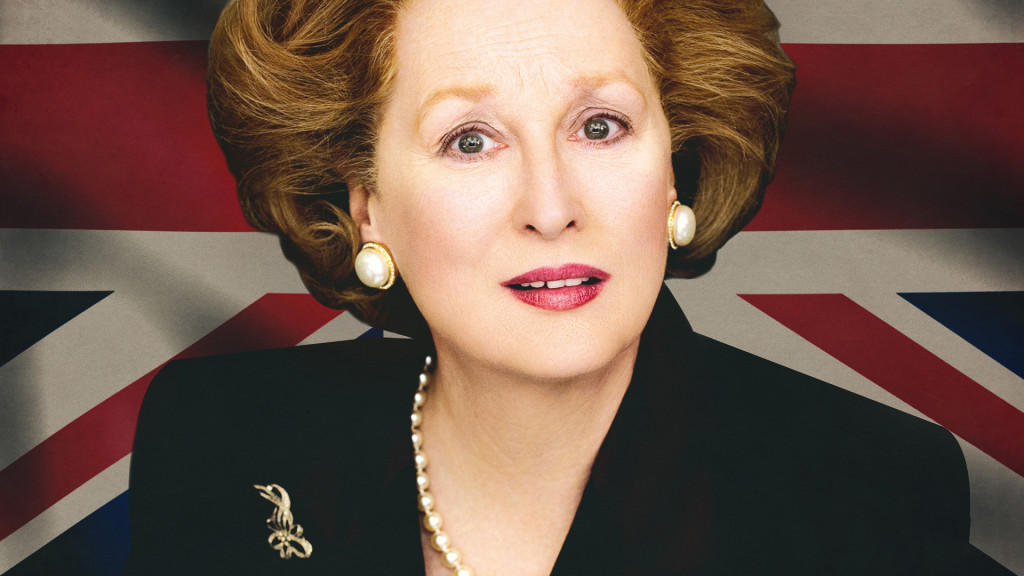 The Iron Lady 2011