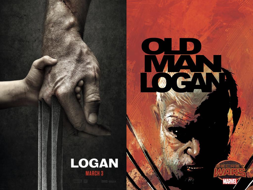 Снимка: Филмът не следва, но е инспириран от комикс серията Old man Logan