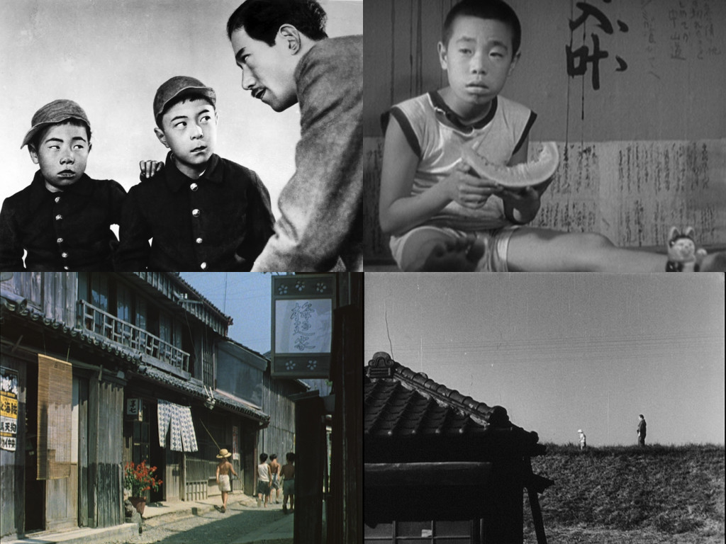 I Was Born But… 1932 / A Story of Floating Weeds 1934 / Floating Weeds 1959 / Tokyo Story 1953