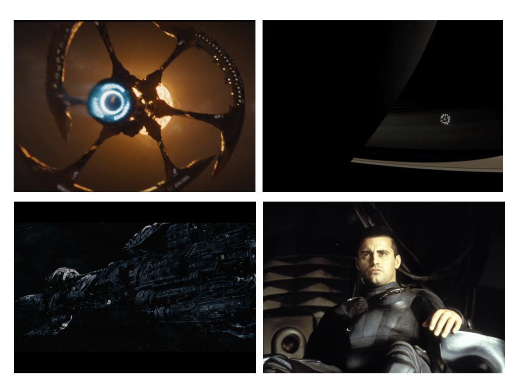 Passengers 2016 / Interstellar 2014 / Pandorum 2009 / Lost in Space 1998