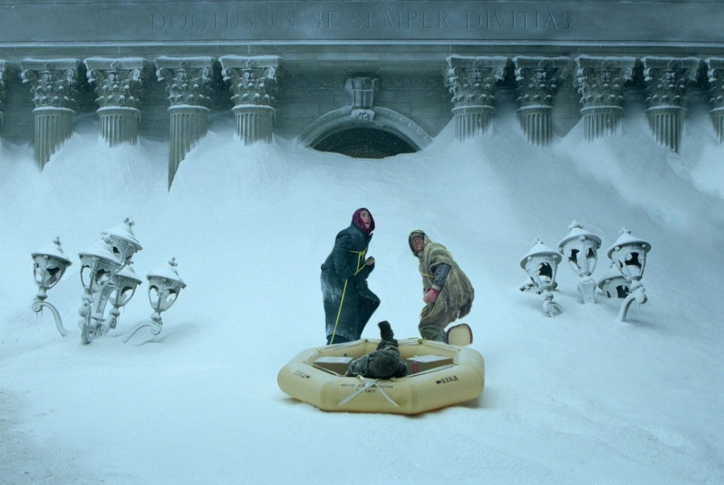 The Day After Tomorrow 2004 - magnum opus на еко пропагандата