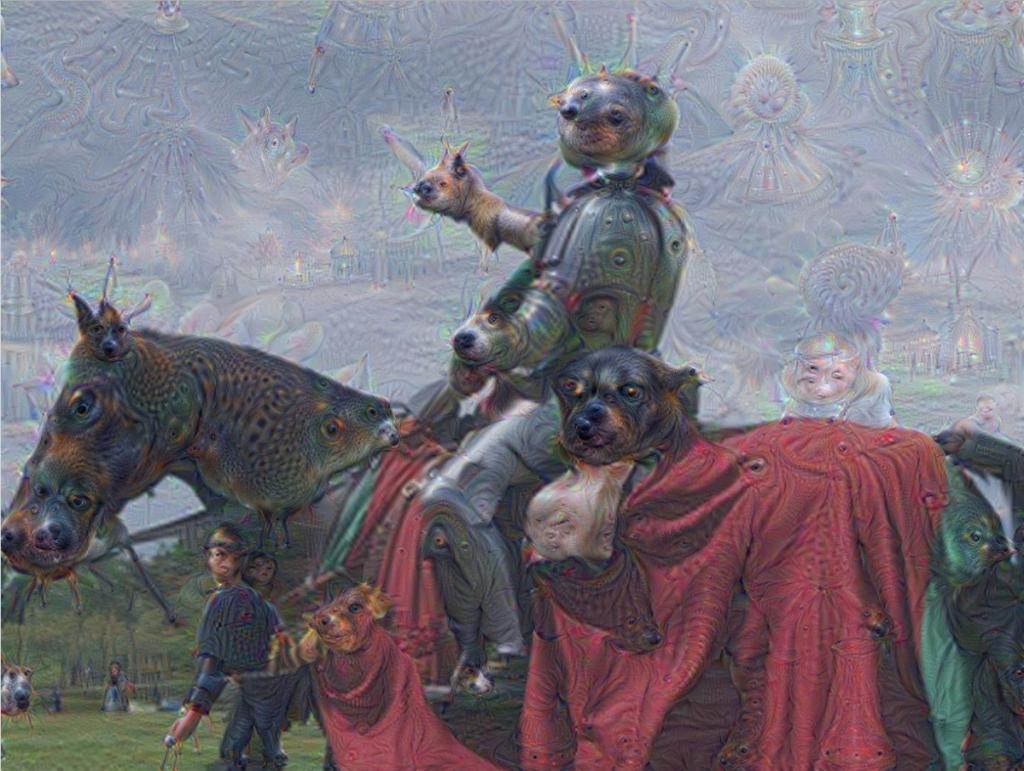 AI Dreams by Google