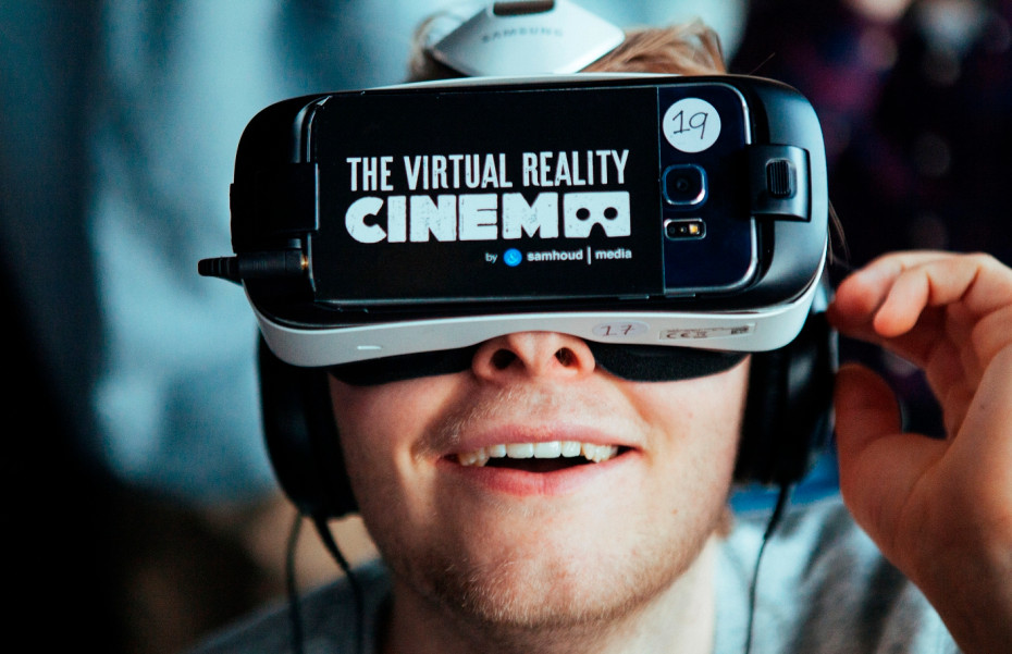 The VR Cinema - Amsterdam