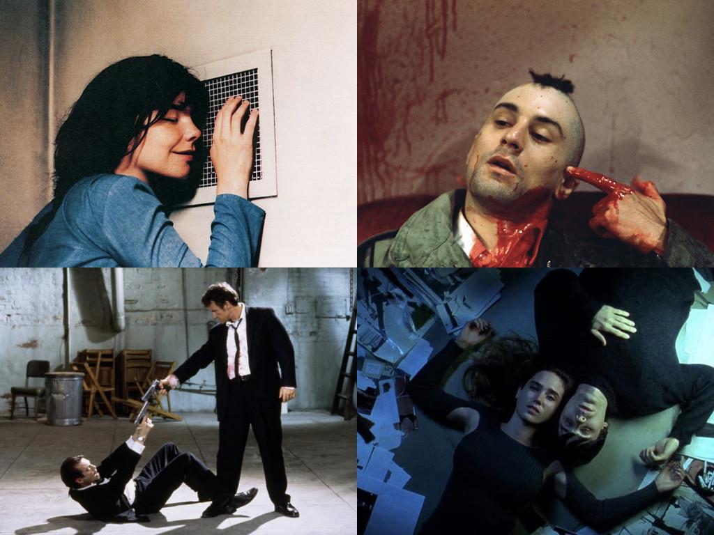 Филми с нихилистично сърце: Dancer In The Dark 2000, Taxi Driver 1976, Reservoir Dogs 1993, Requiem For a Dream 2000