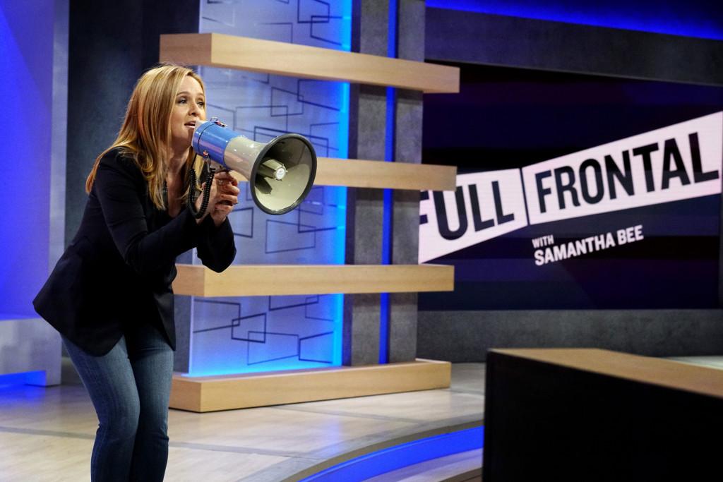 Шоуто на Саманта Би е много повече пропаганда, отколкото умела сатира