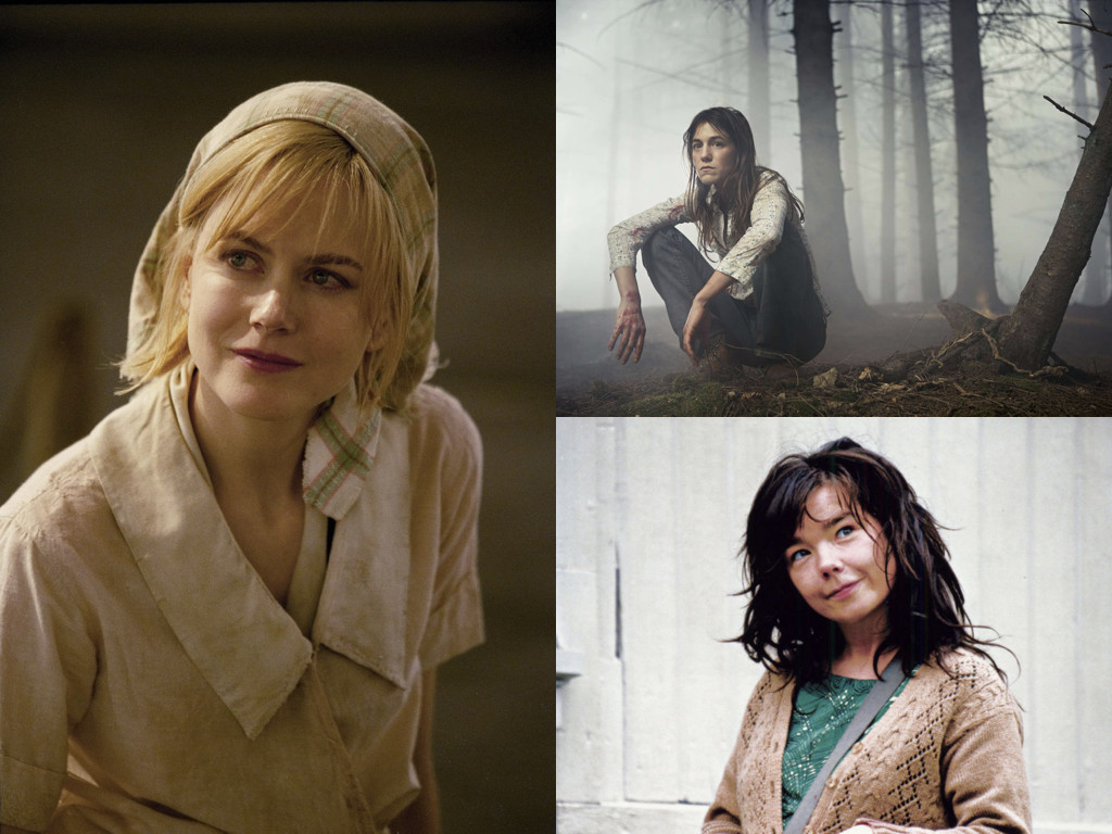 Dogville 2003 / Antichrist 2009 / Dancer in the Dark 2000