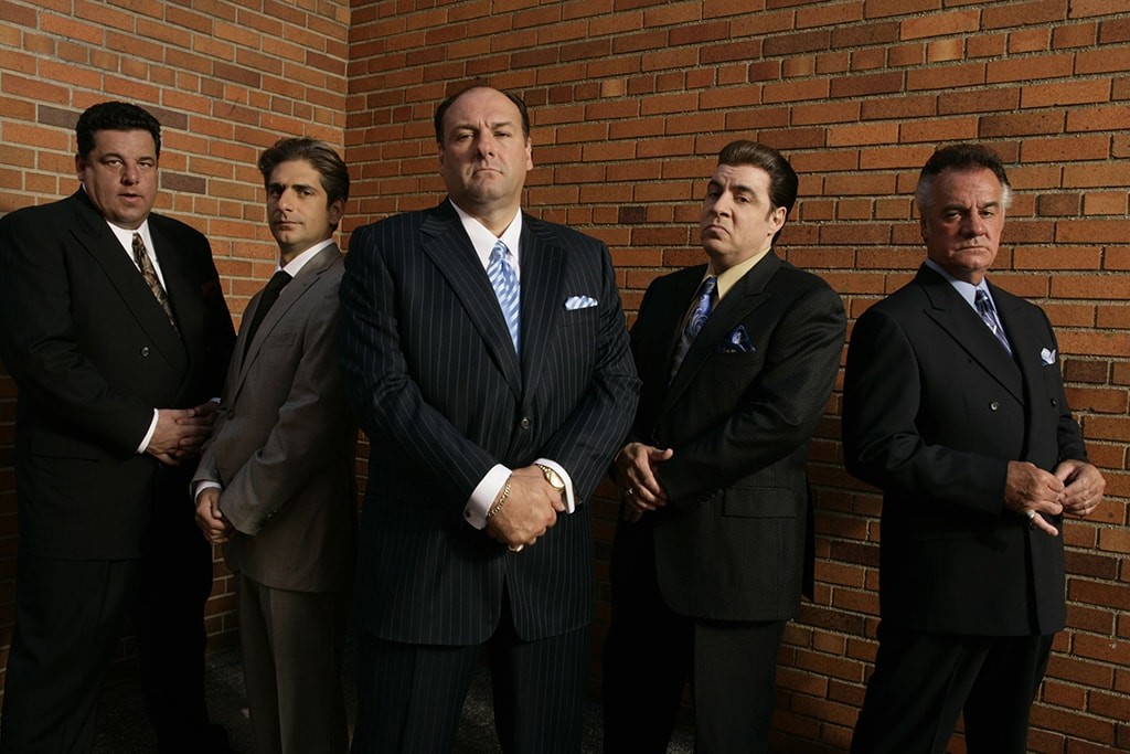The Sopranos 1999-2007