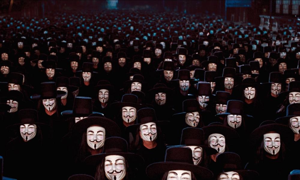 V for Vendetta 2005