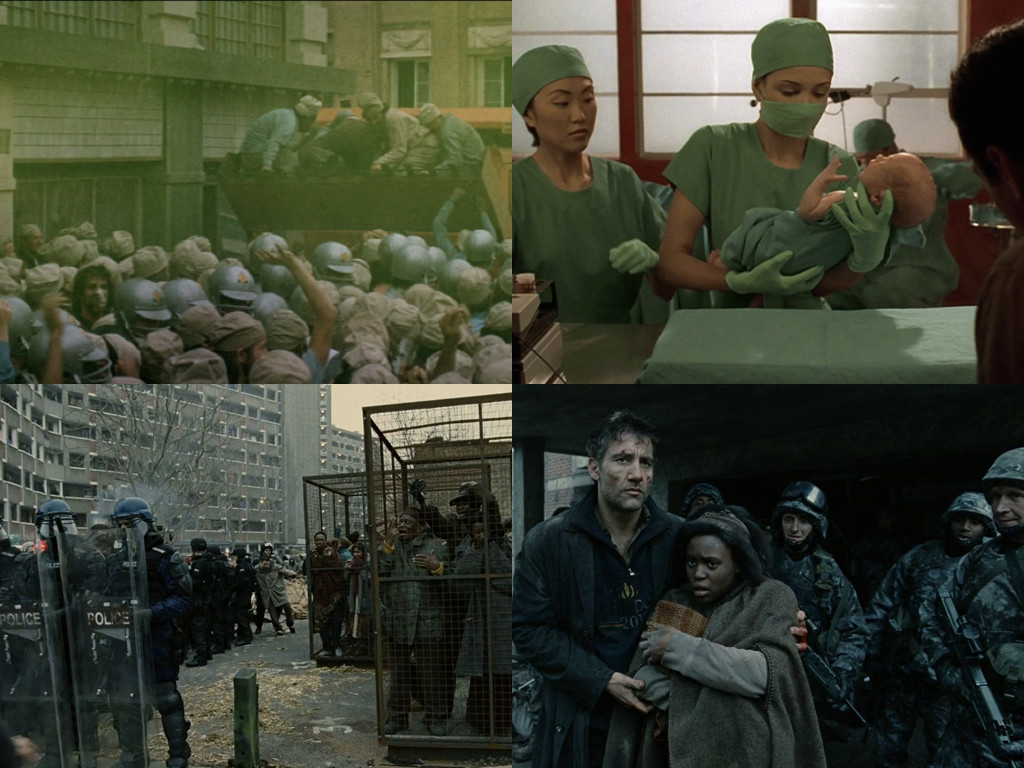 Soylent Green 1973 / Gattaca 1997 / Children of Men 2006