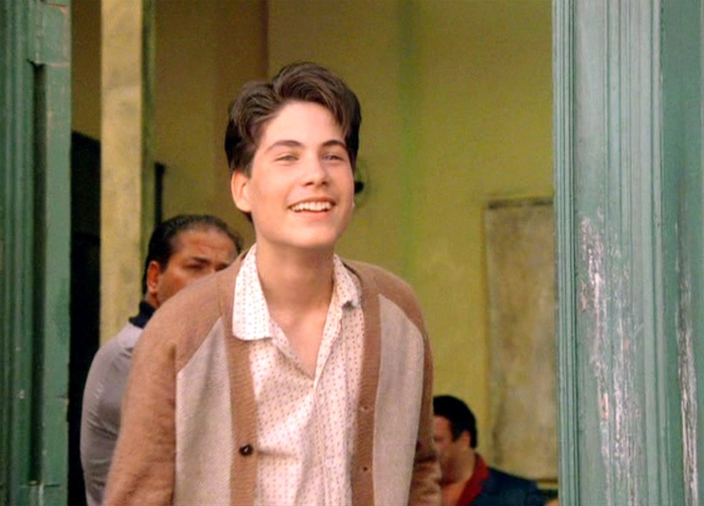 Goodfellas 1990 - младият Хенри Хил