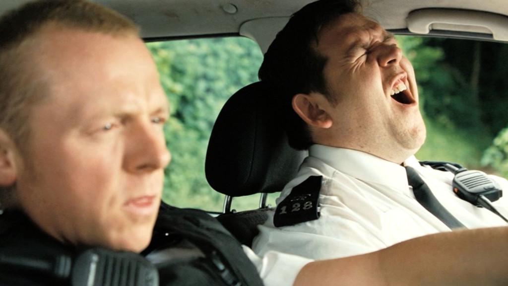 Hot Fuzz 2007 – освен, че са отлични черни комедии филмите на Шон Райт и Саймън Пег са оди за приятелството.