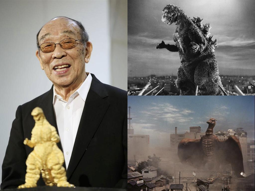 Като Годзила в Godzilla 1954 / като Родан в Rodan 1956