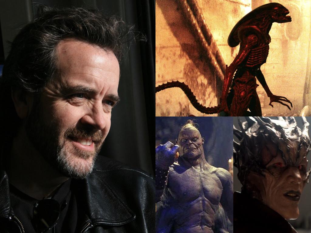 Като Пришълец в Alien 3 1992 / като Горо в Mortal Kombat 1995 / през 2015 режисира първия си филм Fire City: End of Days – история пълна с демони