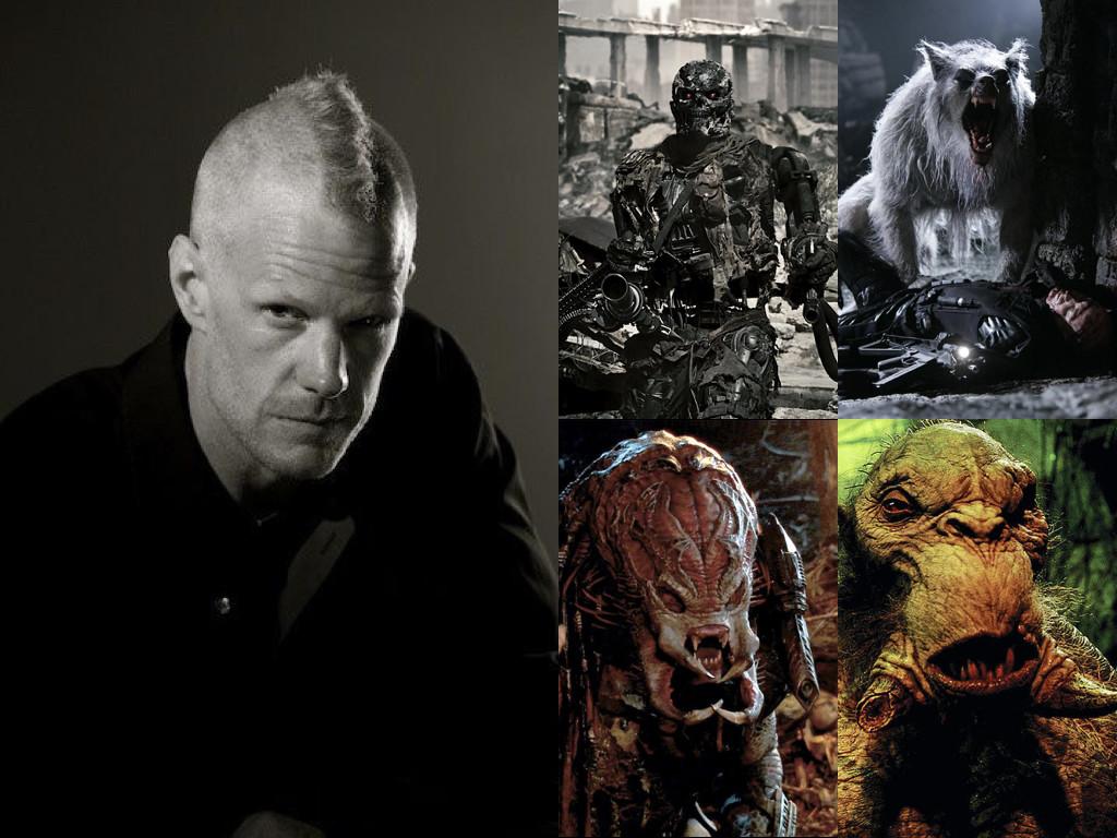 Като терминатор T-600 в Terminator Salvation 2009 / като върколак в Underworld: Evolution 2006 / като Хищник в Predators 2010 / като господин Уинк в Hellboy II: The Golden Army 2008
