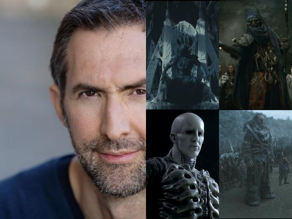 Като Жътваря на дявола в Solomon Kane 2009 / като Сюлейман в Clash of the Titans 2010 / като последния инженер в Prometheus 2012 / като великана Вун Вун в Game of Thrones 2011-