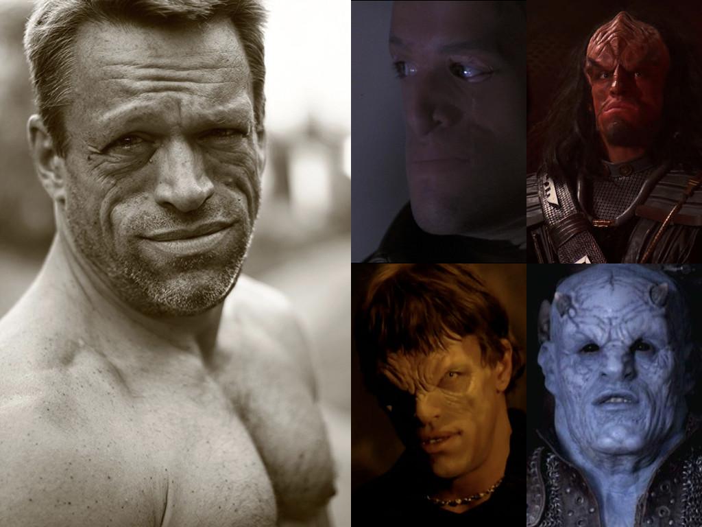 Като Нощният касапин в Cobra 1986 / като лейтенант Клаг в Star Trek: The Next Generation 1987-1994 / като Люк и като Съдията в Buffy the Vampire Slayer 1997-2003