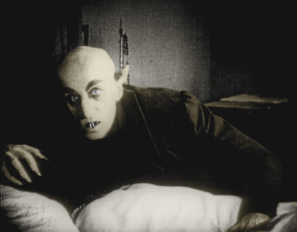Макс Шрек в Nosferatu 1922