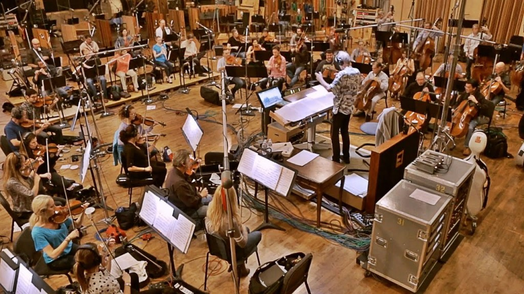 Score: A Film Music Documentary 2016