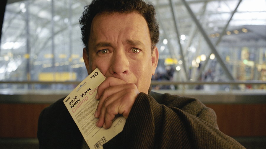 The Terminal 2004 – извадете си кърпичките, има голяма вероятност да се разплачете.
