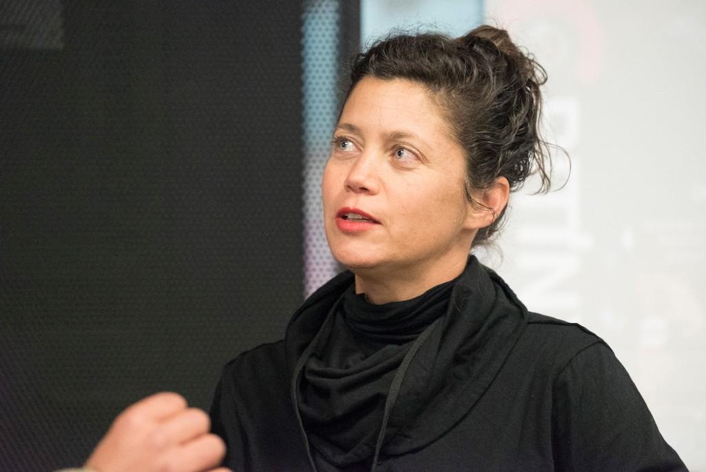 Натали Каплан, снимка: Темелко Темелков за So Independent