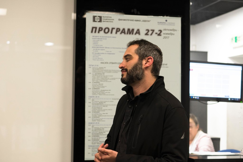 Алекс Липшулц, снимка: Темелко Темелков за So Independent